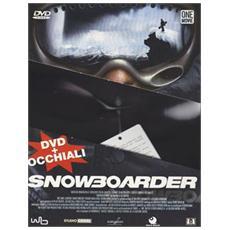 DVD SNOWBOARDER (+ occhiali)