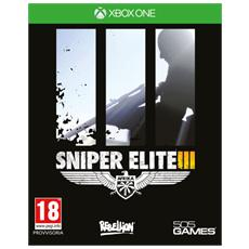 XONE - Sniper Elite 3