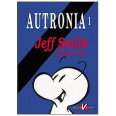 Autronia. Jeff Smith: Bone & io