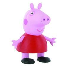 Peppa Pig - Personaggio Peppa (6 Cm)