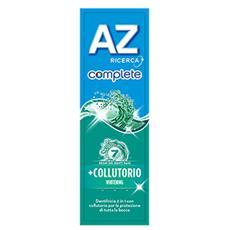 Dentifricio Complete + Colluttorio Whitening