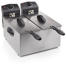 Friggitrice FR6937 Capacità 6 Litri 3600 Watt Colore Silver