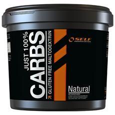 Just 100% carbs 2 kg neutro