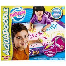 Aquadoodle - Tappeto Classico (Assortimento Metallic / Neon)