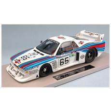 Top21a Lancia Beta N. 65 8th Lm 1981 Alboreto-cheever-facetti Lim. 250 1:18 Modellino