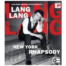 Lang Lang - New York Rhapsody / Lang Lang At Lincoln