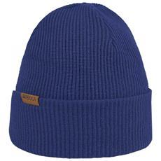 BREKKA - Cappello Milano Beanie Cachemire Unica Blu 1f6c4c0f0131