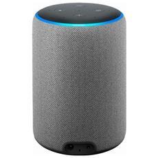 Smart Speaker Echo Plus con Alexa integrato Bluetooth Wi-Fi Grigio Melagne
