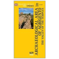 Archaeological area of Agrigento. The valley of the temples
