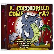 Coccodrillo. La musica dei bambini. Con DVD