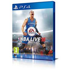 PS4 - NBA Live 16
