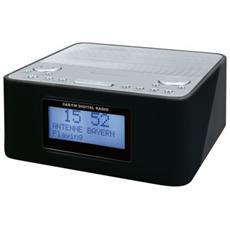 Radio Digitale UR170 Nera 100-240 V 13.9 x 14.9 x 6.2 cm UR170SW