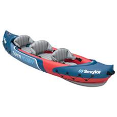 Kayak Tahiti Plus Canoa Gonfiabile 3 Posti