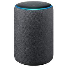 Smart Speaker Echo Plus con Alexa integrato Bluetooth Wi-Fi Antracite