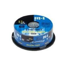 DVD+R 8.5GB 8x Double Layer 25er Cakebox, DVD+R, Scatola per torte