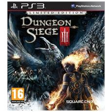 PS3 - Dungeon Siege 3 Special Limited Edition