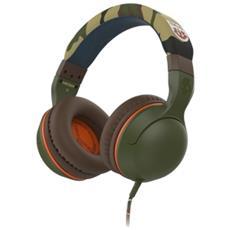 Cuffie Over-Ear Hesh 2 Mic1 Supreme Sound colore Mimetico