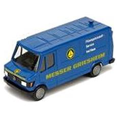 1604 Mercedes 307 Van Blue 1/50 Passo Modellino