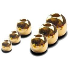 Brass Beads Gold 4,8 Mm Unica Oro