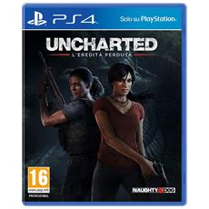 SONY - PS4 - Uncharted: L'Eredita' Perduta