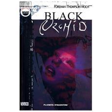 Lion Book Vertigo - La Biblioteca Di Lucien: Black Orchid