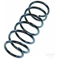 Molla A Spirale Per Opel / vauxhall Corsa B Anteriore 66482