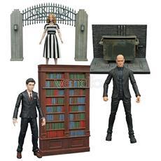 Gotham Select S. 3 Af Set Action Figure