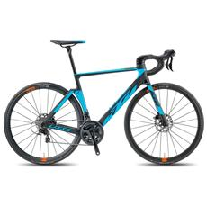 Bici Corsa Ktm Revelator Lisse Elite 22v 105 Disc Nero Opaco