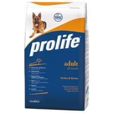 Cibo per Cani Adult Turkey & Barley 15 kg