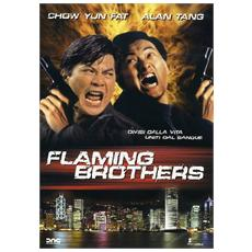 Dvd Flaming Brothers