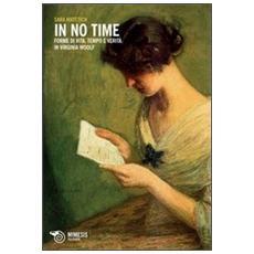 In no time. Forme di vita, tempo e verità in Virginia Woolf