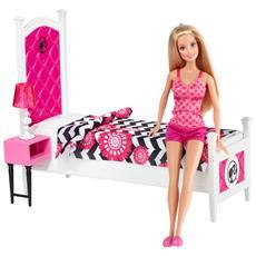 Barbie e i suoi Arredamenti Ass. to Camera da letto