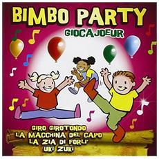 Bimbo party. La musica dei bambini. Con DVD