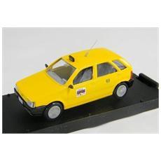 T04 Fiat Tipo Versione Taxi Modellino