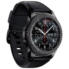 "Smartwatch Gear S3 Frontier Display 1.33"" 4GB Bluetooth Wi-Fi Grigio - Europa"