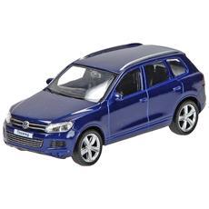 Tuareg Blu Modellino Metallo Giocattolo Cm 10x4 5 Per Bambini