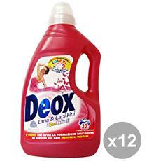 Set 12 Lana-delicati 1 Lt. Detergenti Casa