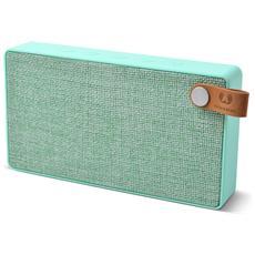 Rockbox Slice Fabriq Edition Speaker Bluetooth - Verde Acqua