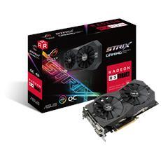 ASUS - Radeon RX 570 4 GB GDDR5 PCI Express 3.0 x16 / 2x...