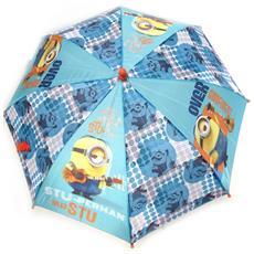 ombrello bambino '' turchese (63 cm) - [ n0500]