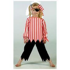 Costume Pirata Bambini 5-8 Anni