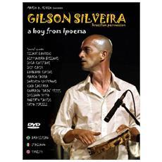 Dvd Silveira Gilson - A Boy From Ipoema