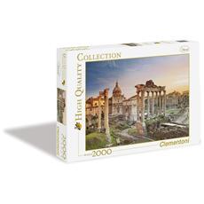 Puzzle Forum Romanum 2000 pz 97.5 x 66.8 cm 32549
