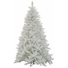 Albero di Natale Artificiale Sherwood con Base Metallica Incrociata da 180 cm
