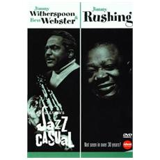Jimmy Witherspoon / Jimmy Rushing & Ben Webster - Jazz Casual