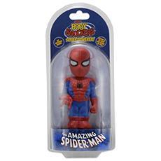 Figura Marvel Comics Body Knocker Bobble Figure Spider Man 15 Cm