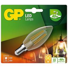 GP Lighting Filament Candle E14 4W (40W) 470 lm