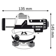 GOL 26 G Professional, 135 x 215 x 145 mm, 1,7 kg, -10 - 50 C, -20 - 70 F