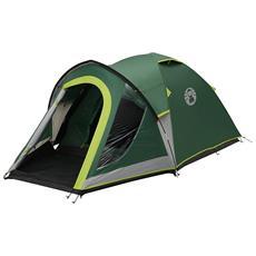 Kobuk Valley 3 Plus Tenda a Cupola per 3 Persone Colore Verde