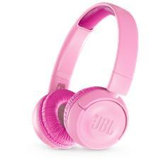 Cuffie Supra-aurali JR300BT Bluetooth per Bambini con Limitatore di Volume Colore Rosa